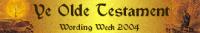 logo ol testament wording week